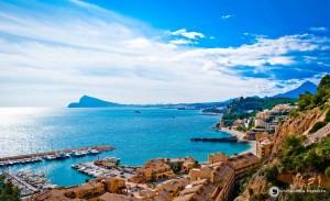 Побережье Коста Брава в Испании
