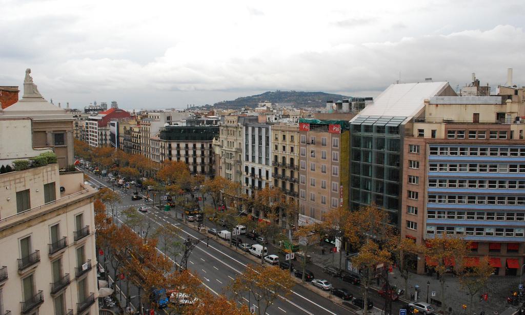 Центр Барселоны - район Эшампле