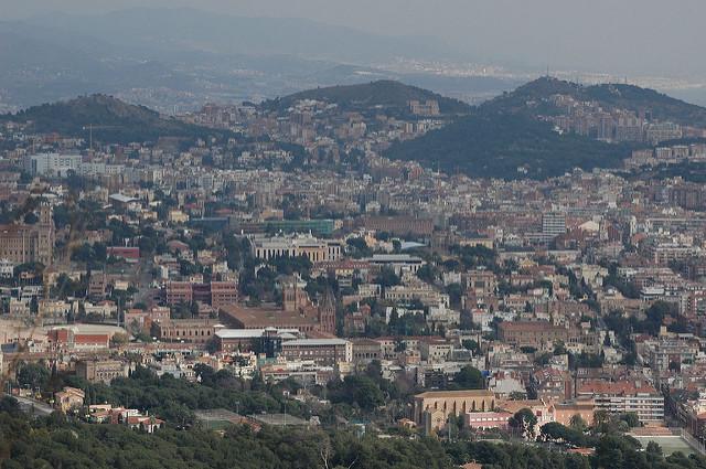 Район Барселоны Саррия Сант Жервази